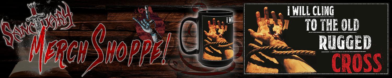 The Old Rugged Cross mug